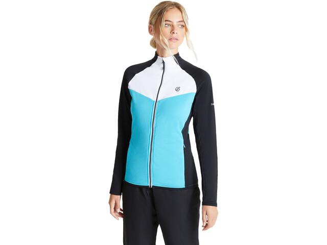 Dare 2b Allegiance II Giacca Core Stretch Donna, azure blue/black